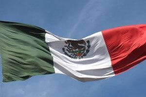 Public Holidays Mexico 2018